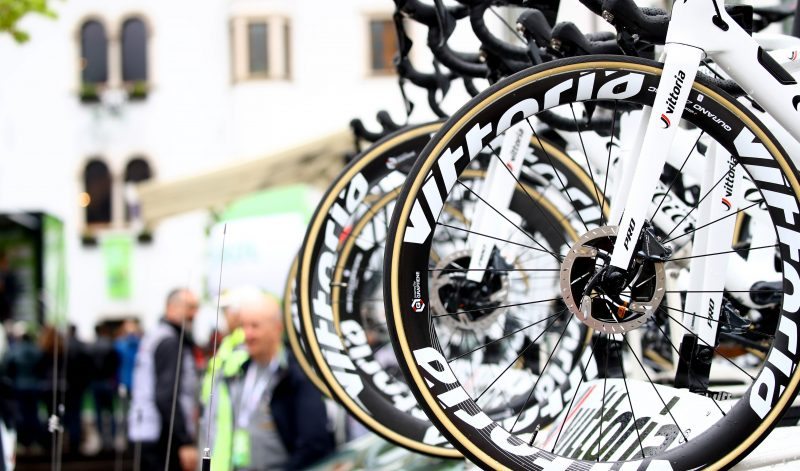 Tour of the Alps 2019: Insights of a Stage with the Vittoria Service Course