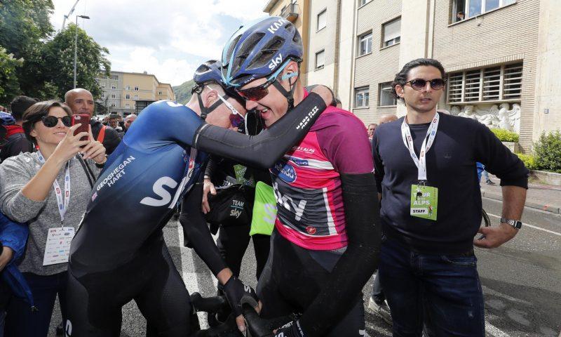 Sivakov conquista un Tour of the Alps mozzafiato fino all'ultimo metro