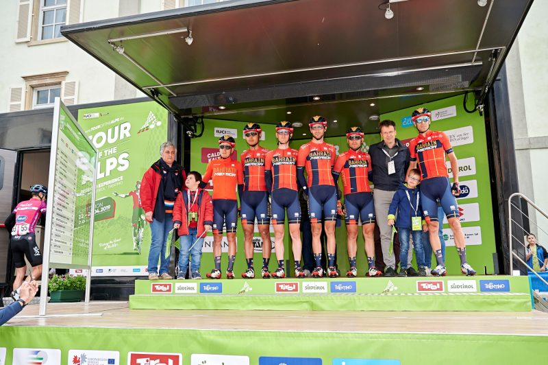 #TotA 2019 - Sivakov wins the Tour of the Alps