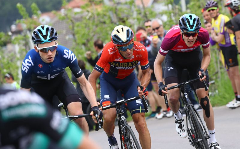Von 20. bis 24. April 2020: Die Tour of the Alps wird Teil der UCI Pro Series