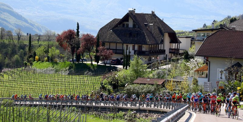 Tour of the Alps 2020 to discover teams and champions in Brixen