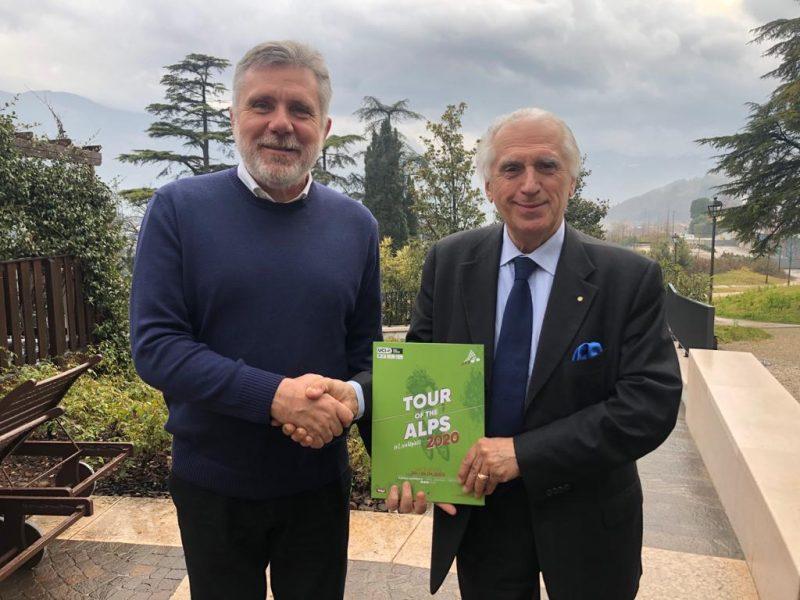 Accordo strategico tra PMG Sport e Tour of the Alps