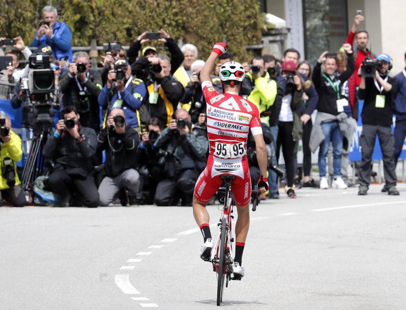 Strategisches Abkommen zwischen TMG Sport und der Tour of the Alps