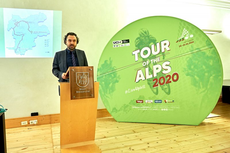 Tour of the Alps 2020 - The teams' list is out!