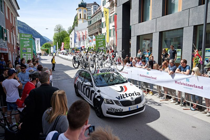 Tour of the Alps and Vittoria together for success