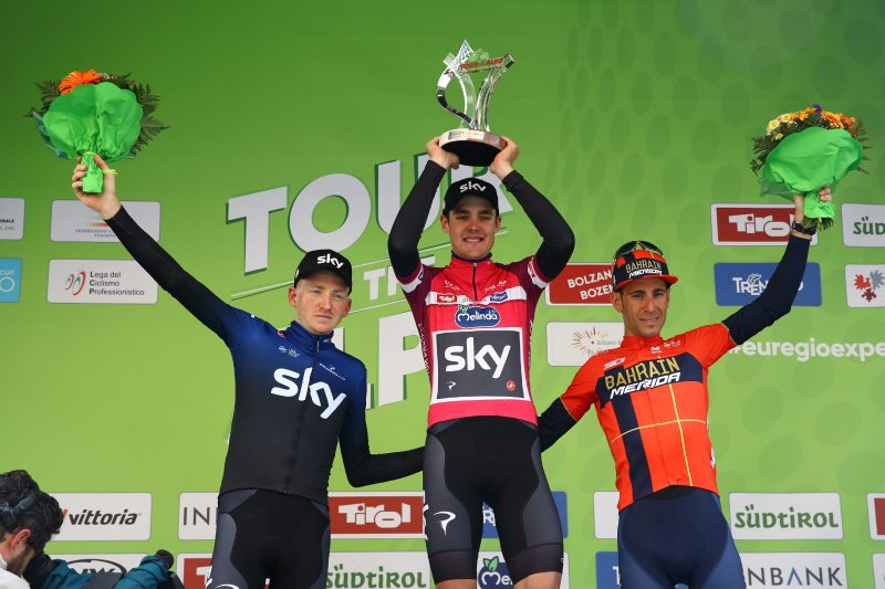 Tour of the Alps sets goal on 2021