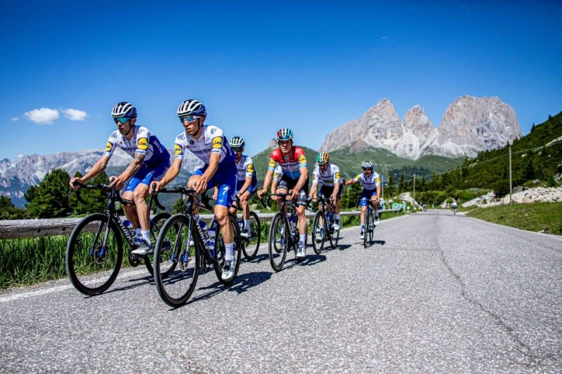 Euro-Region crossroads of top cycling's restart