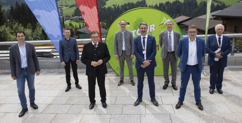 "Tour of the Alps's collaboration steps further with new ""Euregio Connect"" EGTC"