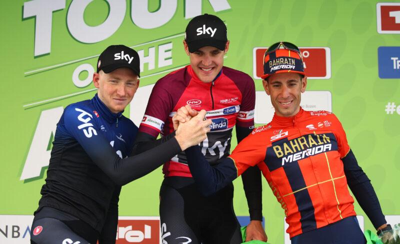Lo Squalo Nibali al Tour of the Alps per mordere ancora