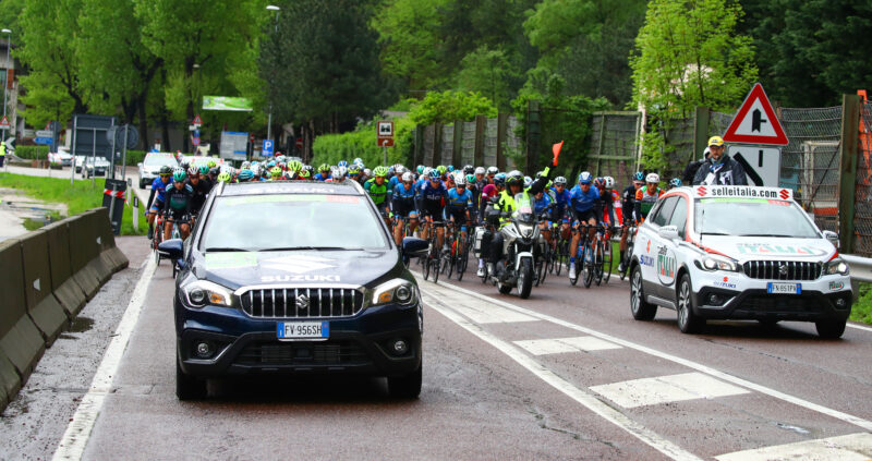 Am Montag beginnt die Tour of the Alps: Das sind die Verkehrseinschränkungen