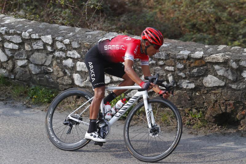 Nell'Euregio arriva Quintana: la Colombia sogna la 'prima' al Tour of the Alps