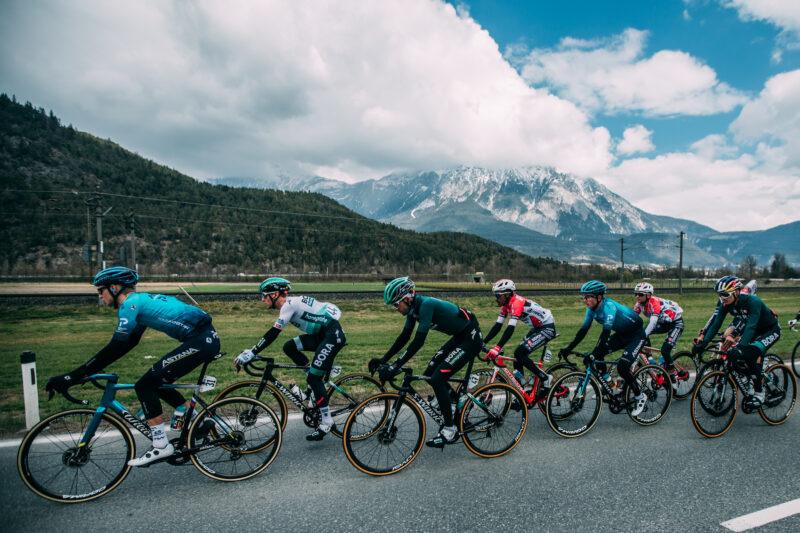Tuesday April 20 2021 45thTour of the Alps (2.Pro) Stage 2: Innsbruck – Feichten im Kaunertal (121.5km)  Photo: Francesco Rachello / Tornanti.cc
