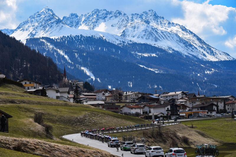 Tour of the Alps 2021 - 45th Edition - 3rd strage Imst - Naturno 162 km - 21/04/2021 - Scenery - photo Dario Belingheri/BettiniPhoto©2021