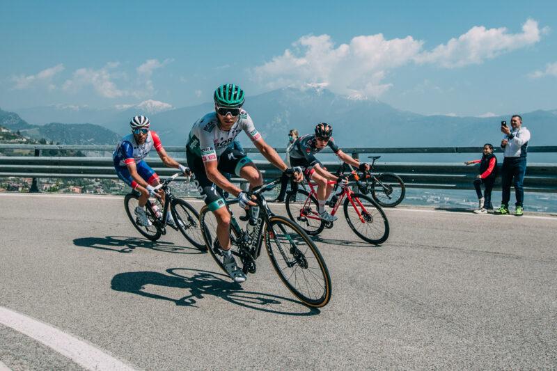 Friday April 23 2021 45thTour of the Alps (2.Pro) Stage 5: Valle del Chiese/Idroland – Riva del Garda (120.9km)  Photo: Francesco Rachello / Tornanti.cc