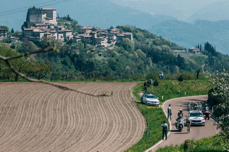 Friday April 23 202145thTour of the Alps (2.Pro) Stage 5: Valle del Chiese/Idroland – Riva del Garda (120.9km)Photo: Francesco Rachello / Tornanti.cc