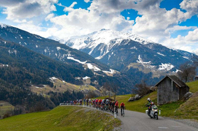 Tour of the Alps 2021 - 45th Edition - 2nd stage Innsbruck - Feichten im Kaunertal 121,5 km - 20/04/2021 -  - photo Dario Belingheri/BettiniPhoto©2021