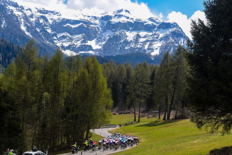 Tour of the Alps 2021 - 45th Edition - 4tn stage Naturns - Pieve di Bono 168,6 km - 22/04/2021 - Scenery - photo Dario Belingheri/BettiniPhoto©2021